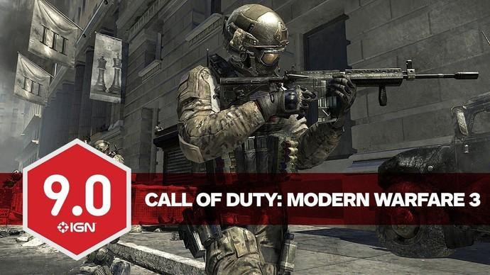 Xếp hạng đánh giá tất cả các phần Call of Duty từ dở đến hay (phần cuối)