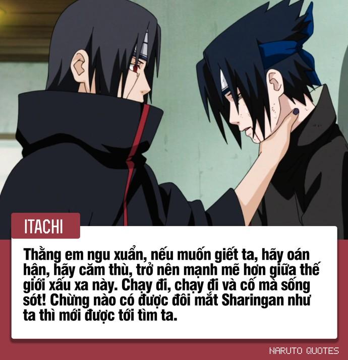10 câu nói ý nghĩa của các nhân vật trong Naruto, câu thứ 3 sẽ là động lực giúp nhiều người phấn đấu - Ảnh 5.