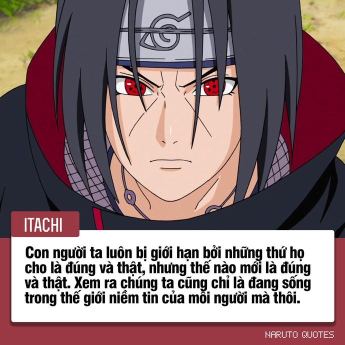 10 câu nói ý nghĩa của các nhân vật trong Naruto, câu thứ 3 sẽ là động lực giúp nhiều người phấn đấu - Ảnh 9.