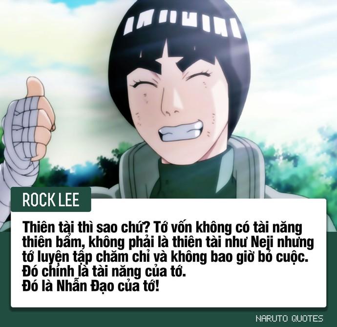 10 câu nói ý nghĩa của các nhân vật trong Naruto, câu thứ 3 sẽ là động lực giúp nhiều người phấn đấu - Ảnh 3.