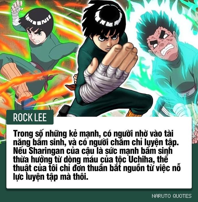 10 câu nói ý nghĩa của các nhân vật trong Naruto, câu thứ 3 sẽ là động lực giúp nhiều người phấn đấu - Ảnh 6.