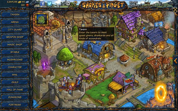 10 game online nhập vai đồ họa 2D nhẹ nhàng ai cũng chơi được mà hay không dứt nổi - Ảnh 8.