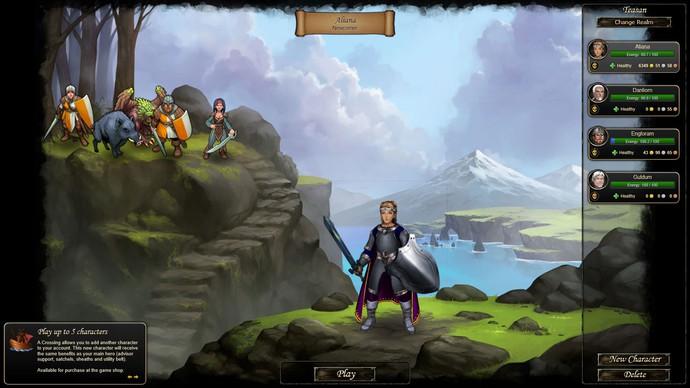 10 game online nhập vai đồ họa 2D nhẹ nhàng ai cũng chơi được mà hay không dứt nổi - Ảnh 10.