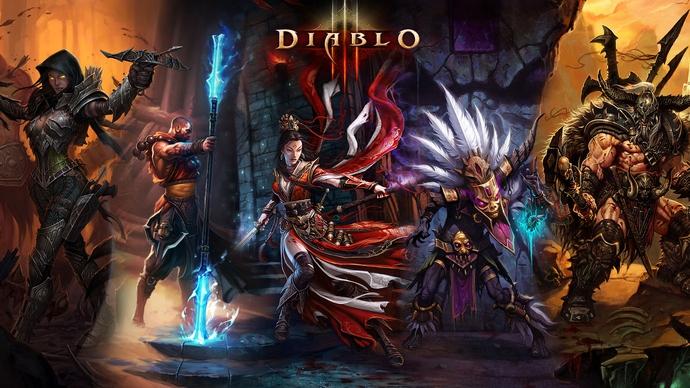 Diablo III bất ngờ tuyên bố đóng cửa Auction House