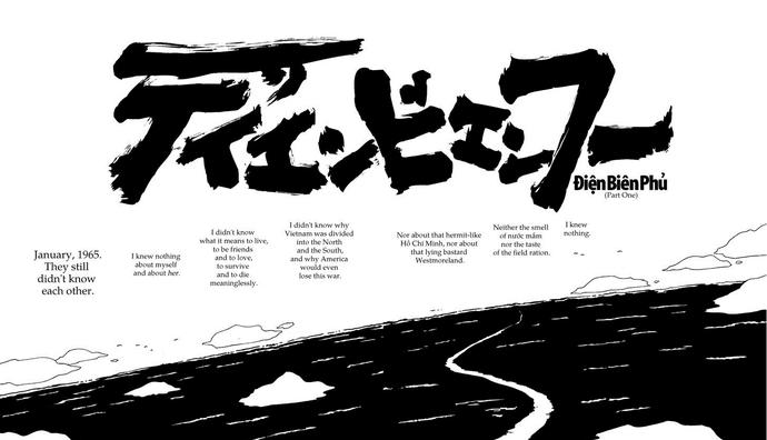 Truyện hay đất Nhật nhưng lại về sử Việt Nam