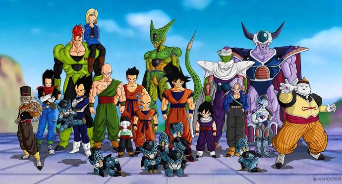 Top 10 nhân vật mạnh nhất thế giới manga
