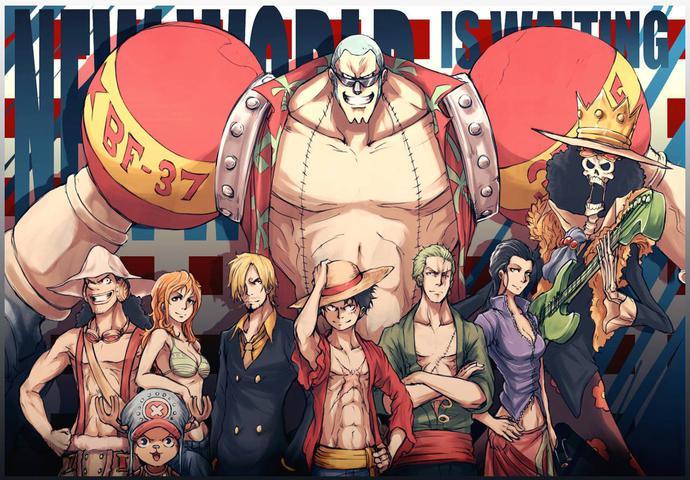 One Piece chính thức đạt kỷ lục 300 triệu bản đã phát hành