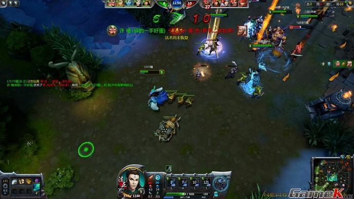 Game online đỉnh Anh Hùng Tam Quốc đang về Việt Nam