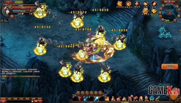 Webgame Phá Hoại Thần được mua về Việt Nam