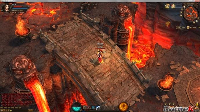 Game 3D Võ Động Càn Khôn đã được mua về Việt Nam