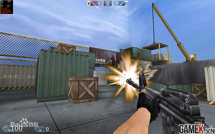 Game bắn súng Sinh Tử Thư Kích được chào hàng về Việt Nam
