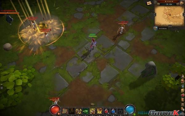 Những game online đáng chú ý trong tháng 10 9