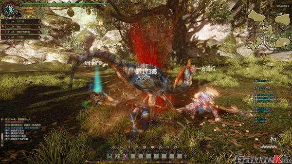 Tổng thể về Monster Hunter Online sau lần thử nghiệm đầu 1