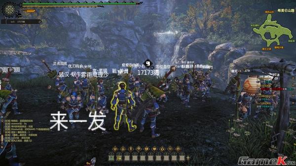 Tổng thể về Monster Hunter Online sau lần thử nghiệm đầu 23