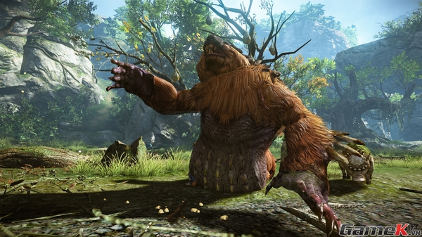 Tổng thể về Monster Hunter Online sau lần thử nghiệm đầu 24