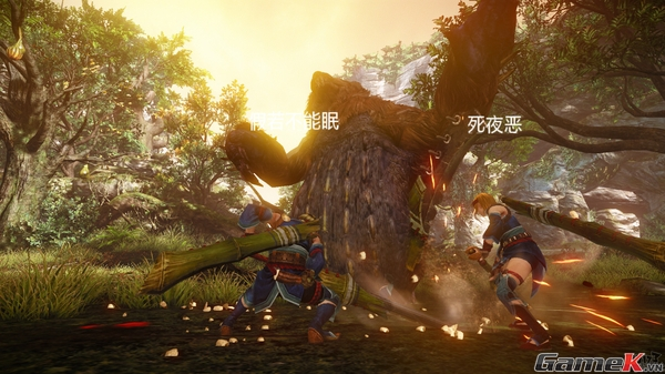 Tổng thể về Monster Hunter Online sau lần thử nghiệm đầu 26