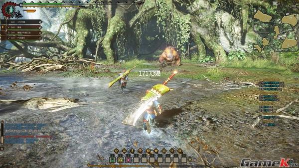 Tổng thể về Monster Hunter Online sau lần thử nghiệm đầu 27