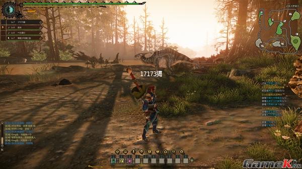Tổng thể về Monster Hunter Online sau lần thử nghiệm đầu 28