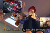 Đấu Trường Chân Lý: Azir - Cơn ác mộng mới thay thế Nocturne trong đội hình Blender