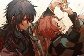 Kimetsu no Yaiba: Thủy trụ và Tanjirou bất ngờ được fan ghép đôi,