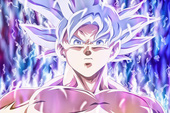 Dragon Ball: Goku hóa Super Saiyan 5 siêu ngầu trông na ná Bản năng vô cực