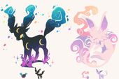 """Ngỡ ngàng khi ngắm bộ ảnh hợp thể của các Pokemon, chỉ có thể thốt lên """"quá tuyệt vời""""!"""