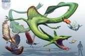 Các Pokemon huyền thoại sẽ trông như thế nào khi được đưa ra ngoài đời thực?