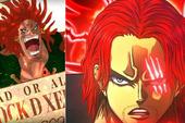 One Piece: Cú sốc đầu năm! Hé lộ bằng chứng cho thấy Shanks chính là con trai của Rocks D. Xebec
