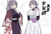 Ngỡ ngàng khi ngắm những thiết kế nhân vật Kimetsu no Yaiba đẹp lạ lùng của fan