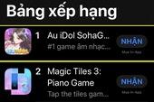 Au iDol bước lên ngôi Vương, độc chiếm TOP 1 dòng game Âm Nhạc trên Store, sẵn sàng bùng nổ ngày mai 09/01