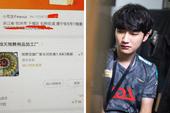 Sốc: Fan Trung Quốc gửi vòng hoa tang lễ đến Gaming House của LGD Gaming để trù ẻo Peanut