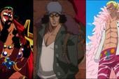One Piece: Top 10 nhân vật phản diện được yêu thích nhất, không ai vượt qua nổi con trai Big Mom