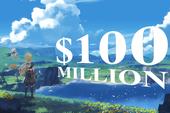Vượt mặt PUBG và game mobile đình đám khác, Genshin Impact đã kiếm được 100 triệu USD trong chưa đầy hai tuần