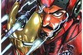"""One Punch Man: Bỏ bê sáng tác, """"cha đẻ"""" bộ truyện chuyển sang vẽ Iron Man, Spider-Man, Naruto, Dragon Ball"""
