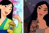 """Hú hồn trước màn lột xác siêu ngầu của các công chúa Disney, bá đạo nhất là cô nàng Mulan """"phá cách"""" xăm kín đầy mình"""