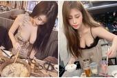 Chỉ làm clip với đồ ăn, nữ Youtuber xinh đẹp cũng hút cả trăm nghìn view, khiến fan bỏng mắt với những màn khoe vòng một nóng bỏng