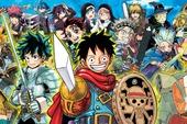 Top 20 quốc gia yêu thích manga, anime nhất trên thế giới , Việt Nam xếp gần bét bảng?