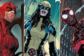 Top 5 mặt nạ siêu anh hùng có tính biểu tượng nhất trong lịch sử truyện tranh Marvel