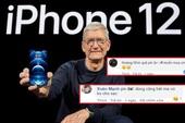 """Đây là dung lượng pin của iPhone 12, người dùng bức xúc """"pin không dùng cũng hết mà còn chả cho sạc"""""""