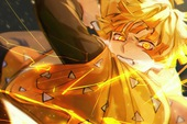 Top 10 nhân vật được yêu thích nhất Kimetsu No Yaiba: Luyến Trụ, Nezuko vắng mặt, vì sao thế?
