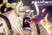 """Review One Piece tập 947: Big Mom uy hiếp Queen, Luffy """"đục nước béo cò"""" muốn quậy nát Udon"""