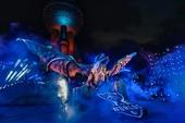 CKTG 2020: Cận cảnh sân khấu hoành tráng cho trận chung kết mà SofM tham dự, Rồng Ngàn Tuổi đặc biệt nhất lịch sử sẽ xuất hiện?