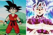 Thích thú khi thấy các nhân vật trong Dragon Ball tham gia thử thách #Howmuchhaveyouchangedchallenge