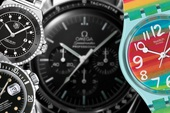 Vì sao bất kỳ chiếc đồng hồ nào khi quảng cáo cũng được đặt là 10 giờ 10 phút?