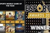 """Free Fire đánh bại PUBGm, Liên Quân và cả Call of Duty Mobile để giật giải """"Game Mobile của năm"""""""