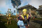 Game nhập vai huyền thoại RuneScape bất ngờ xuất hiện miễn phí trên Steam