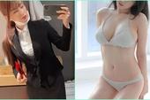 Nữ MC sở hữu cặp tuyết lê tự nhiên 100% lần đầu mặc vest, fan vội chê