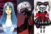 Những tuyệt phẩm manga kinh dị xuất sắc ai cũng nên đọc qua 1 lần: Tokyo Ghoul cũng góp mặt!
