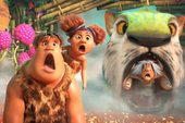 Siêu phẩm hoạt hình Gia Đình Croods: Kỷ Nguyên Mới dẫn đầu phòng vé toàn cầu