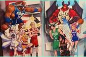 """Liên Quân Mobile công bố dự án hợp tác với NBA, loạt skin """"bóng rổ"""" rục rịch xuất hiện"""